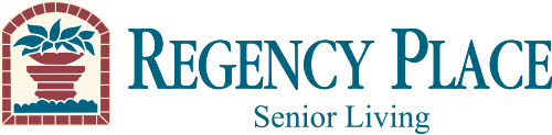 Regency Place Senior Living Retina Logo